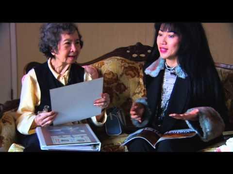 Tiana Alexandra Silliphant Visits Her Mother