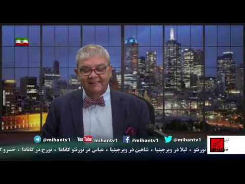 میکروفون آزاد با سعید بهبهانی برنامه نوزدهم جولای 2019 اهمیت رسانه در تحول جوامع