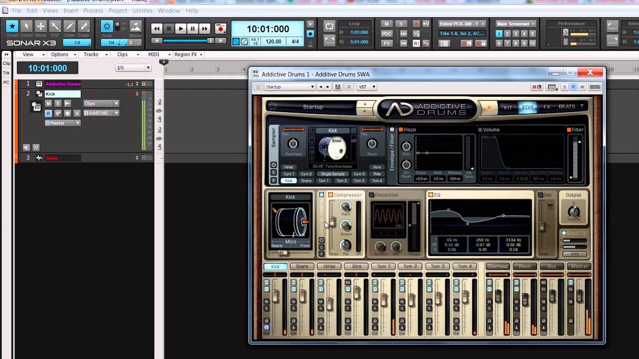 free download cakewalk sonar x3 full version