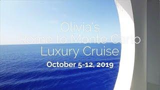 Sneak Peak: Rome to Monte Carlo Luxury Cruise
