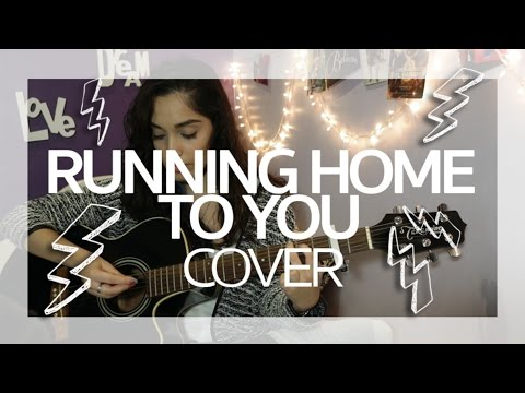Running Home To You -Cover- Grant Gustin/The Flash⚡️ | By Flor Tedesco