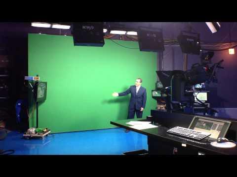 Behind The Scenes: Minneapolis/St. Paul KMSP Weather