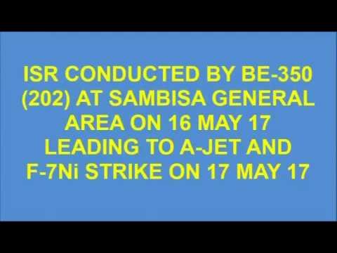 NIGERIAN AIR FORCE FIGHTER JETS DESTROY EMERGING BOKO HARAM TERRORISTS LOGISTICS BASE