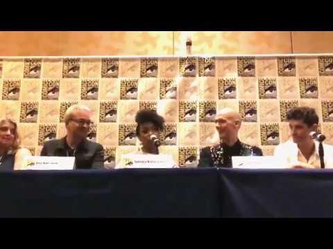 Star Trek: Discovery's Sonequa Martin-Green Emotional When Asked About Star Trek's Nichelle Nichols