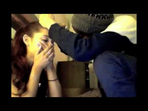 Boyfriend Does My Makeup Tag Ariana Grande & Jai Brooks