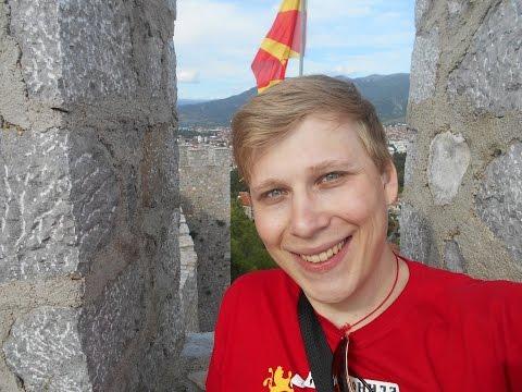 Македония глазами русского (Скопjе и Охрид)