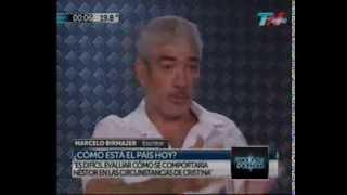 MARCELO BIRMAJER en CODIGO POLITICO   2014 03 07