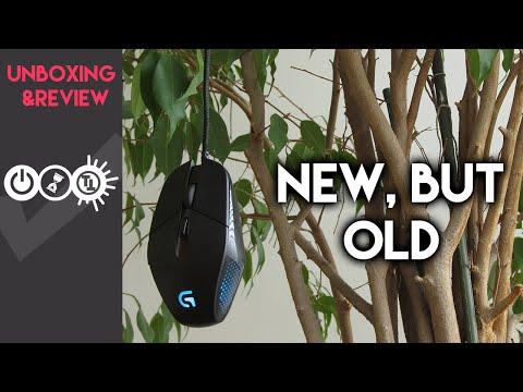 Logitech G303 Daedalus Apex Unboxing & Review