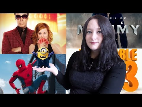 Cinema Release Reviews: Marvel, Minions, Mummies, and Money! | Amy McLean