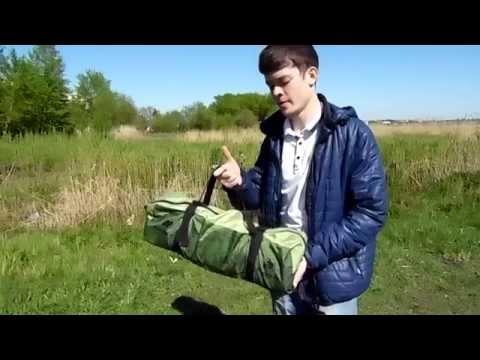 Обзор палатки Nordway Orion 3 [Engine Life]