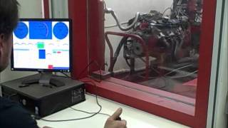 455 Buick Street Crate Engine Dyno Test