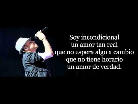Soy Incondicional - Prince Royce (Lyrics)
