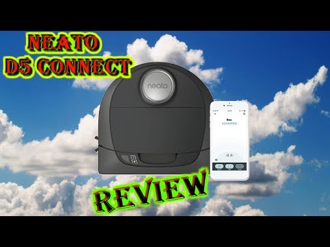 Neato Botvac D5 Connected (REVIEW)