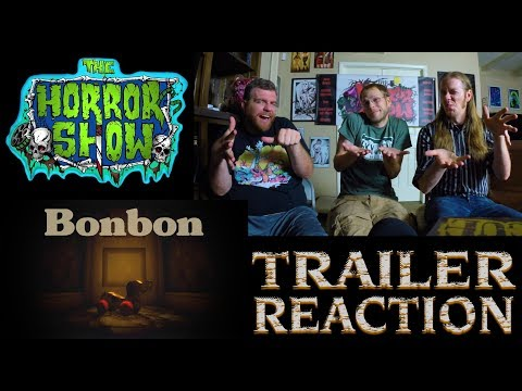"""Bonbon"" 2017 Video Game Trailer Reaction - The Horror Show"