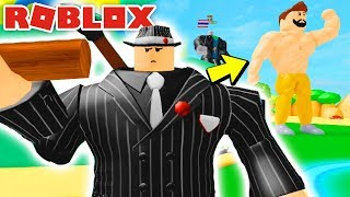 I want to DIVENT STRONGER THAN ALL ON ROBLOX!!