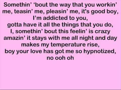 Rihanna - Hypnotized (lyrics)