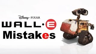 Disney Wall-E Movie MISTAKES You Missed | Wall-E Goofs