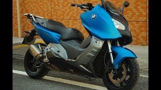 * BMW C600スポーツ ☆非常に綺麗な外装☆H31年2月迄車検付き☆ 試乗済み☆/1円~