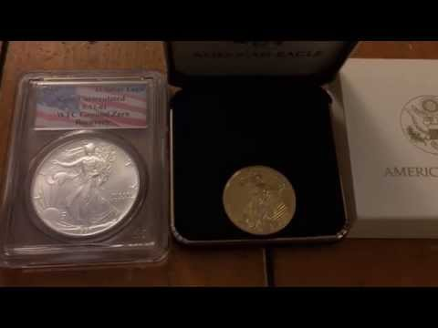 American Silver and Gold Eagle Bullion: Know Your Coins!