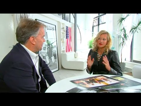 Alison Jackson Channel 4 interview with Matt Frei. We talk Donald Trump images  and more!