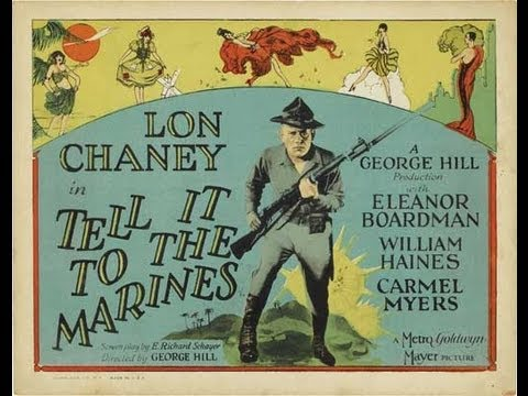 Silent Film Saturday #10: Tell it to the Marines