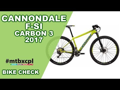 cannondale-f-si-carbon-3-2017-|-bike-check-#mtbxcpl