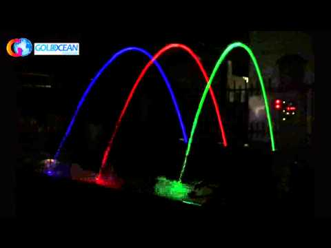 Jumping Jet with Built-in LED Light
