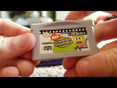 Cleaning Gameboy games