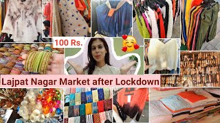Lajpat Nagar Market Delhi 2020 | Latest October collection 2020 | Latest Festive collection 2020