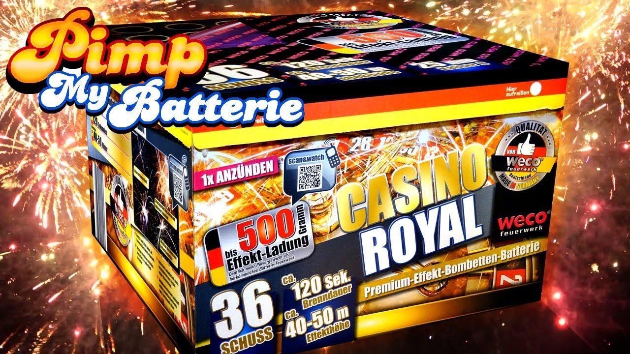 Casino Royal Weco