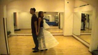 Свадебный медленный танец Катерины и Дмитрия.