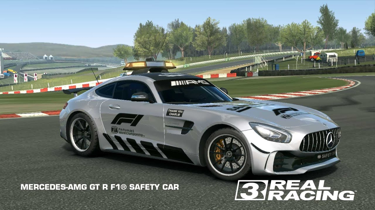 MERCEDES-AMG GT R F1® SAFETY CAR-Real Racing 3 Android ...