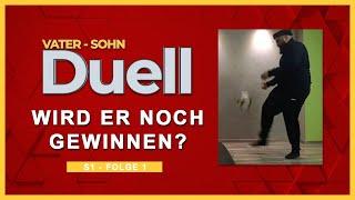 Sieg in letzter Runde! | Vater Sohn Duell | S1F1