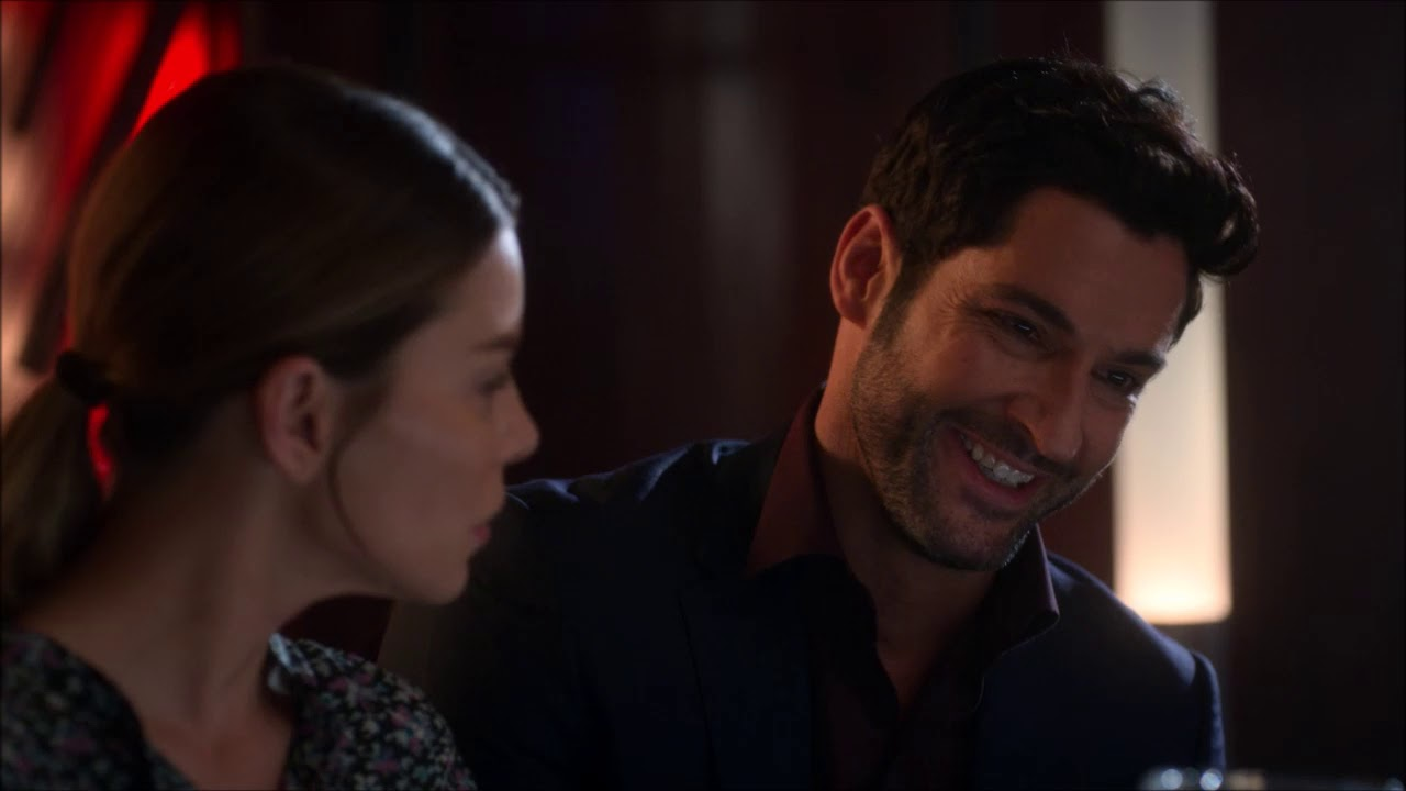 Download Lucifer 4x01 Lucifer and Chloe