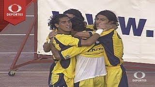 Futbol Retro: Pumas 1-2 América - Semifinal Verano 2002 | Televisa Deportes