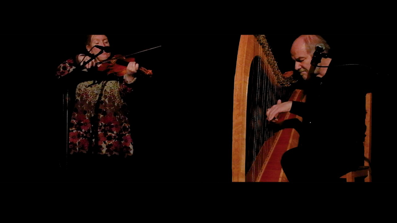 MAIRE BREATNACH THOMAS LOEFKE Celtic Fiddle Harp And Song