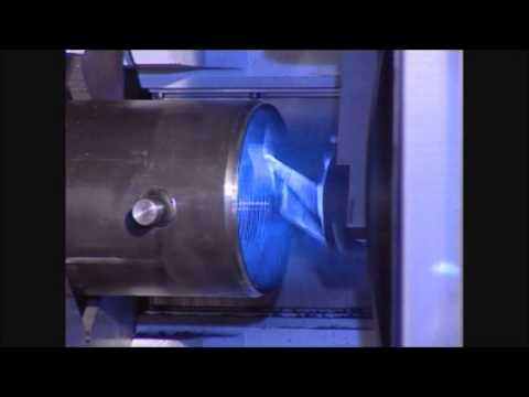 Machining Hydraulic Cylinders  V800- 6000
