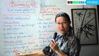 Bài 10: Một số câu giao tiếp tiếng Pháp (Đàm thoại)