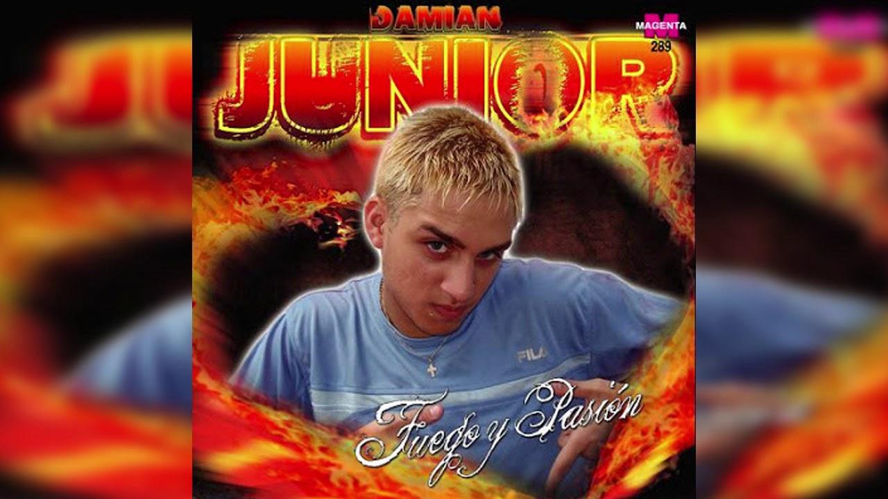 Junior - Solitario│ Cd Fuego y pasion