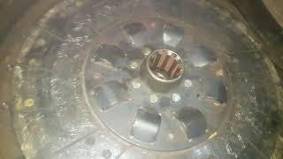 Как правильно поставить диск сцепления ЯМЗ 236