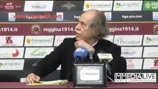 Reggina-Monopoli 0-0 Conferenza stampa post partita