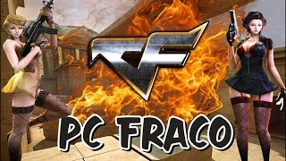 CROSSFIRE - PC FRACO + GAMEPLAY - RaphaHsBrasil