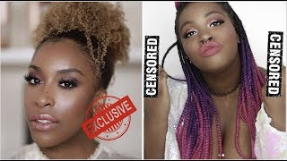 "Video JACKIE AINA SAYS SHES NOT ""WORTH THE HASSLE"" TO SUE, DOES JACKIE HAVE PROOF? 