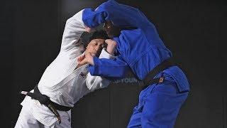 Creating space with kumi kata   Korean Judo