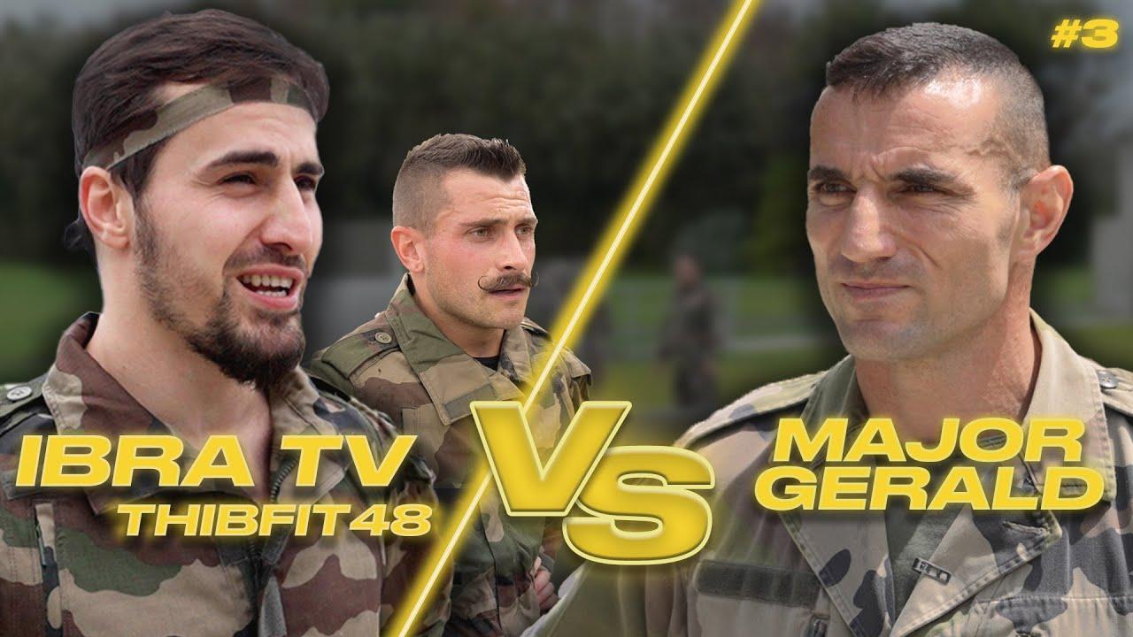 IBRATV vs MAJOR GERALD : La grande finale !