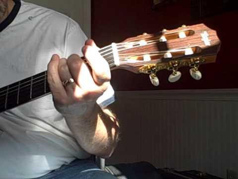 the one you love glenn frey fingerstyle guitar taylor nylon youtube. Black Bedroom Furniture Sets. Home Design Ideas