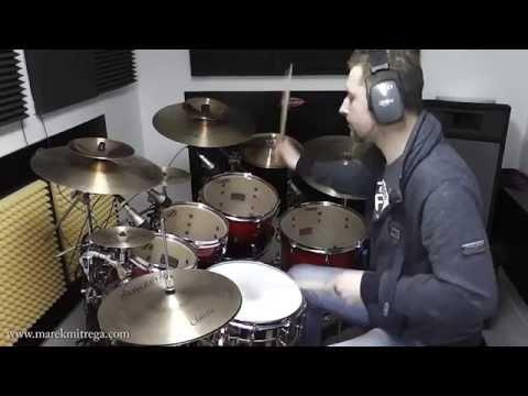 Southside Rockers -  drum cover - Jump (Marek Mitręga)