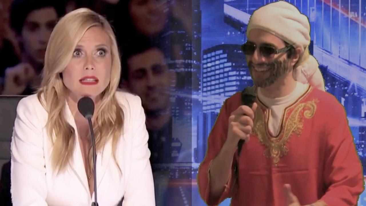 Americas got talent 2017 guest judges -  Baghdads Worst Comedian Americas Got Talent 2017