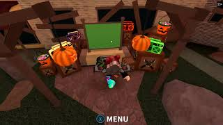 ROBLOX Murder Mystery 2 Gameplay