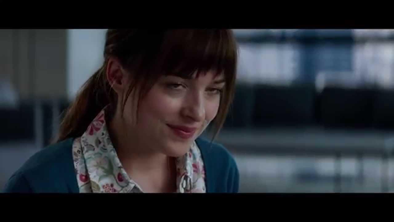 Cinquanta Sfumature Di Grigio Il Film Completo E Su Chili Trailer Italiano Youtube